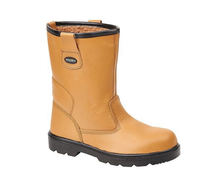 TUFFKING® Warmlined Safety Rigger Boots