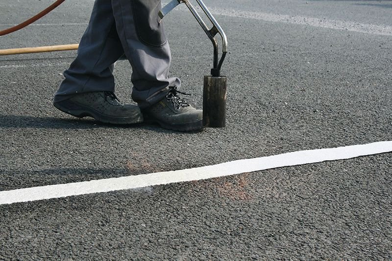 Tarmac Crack Repair Resin Roll - Surface Repair