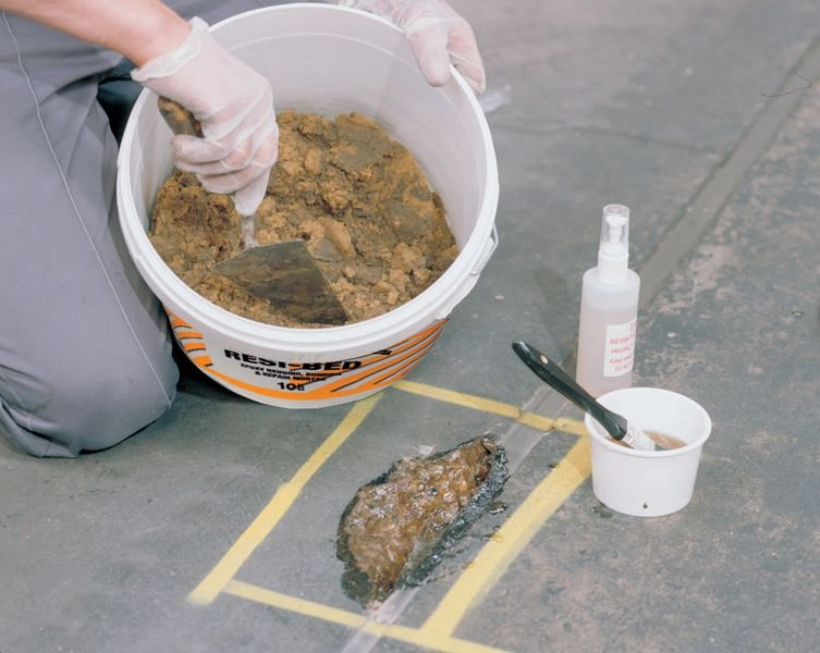 Instarmac Resi-Bed Repair Epoxy Mortar - Seton