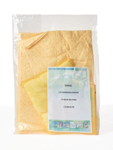Economy Chemical Spill Kit 10L - Seton