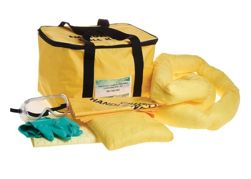 Economy Chemical Spill Kit 35 L