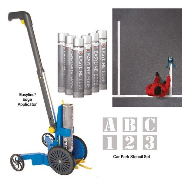 ROCOL® EASYLINE® Edge Car Park Kit
