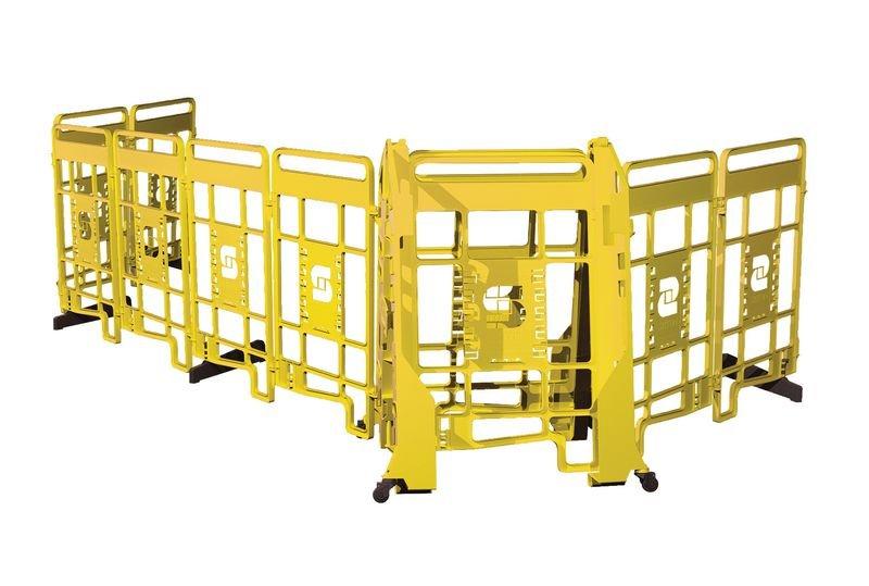 Seton EasyProtect Safety Barrier