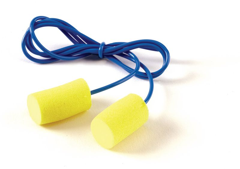 3M™ E-A-R™ Classic Corded Foam Ear Plugs 29dB