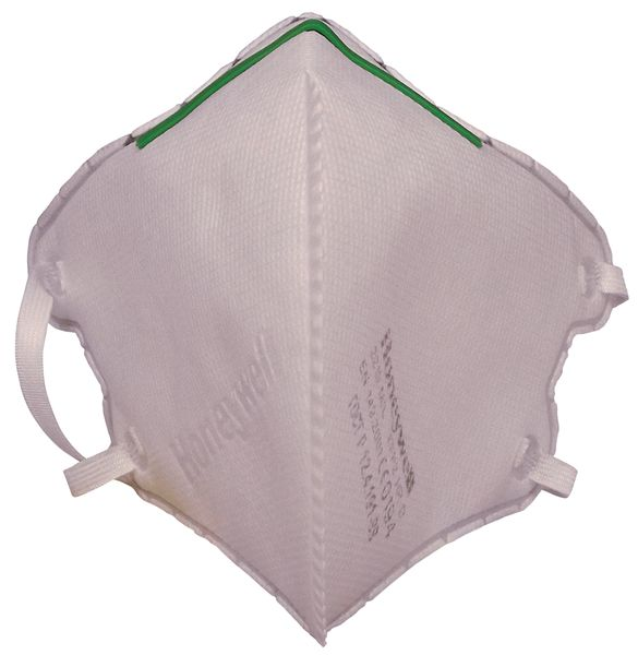 Honeywell™ 2000 Series Folding Dust Masks FFP2