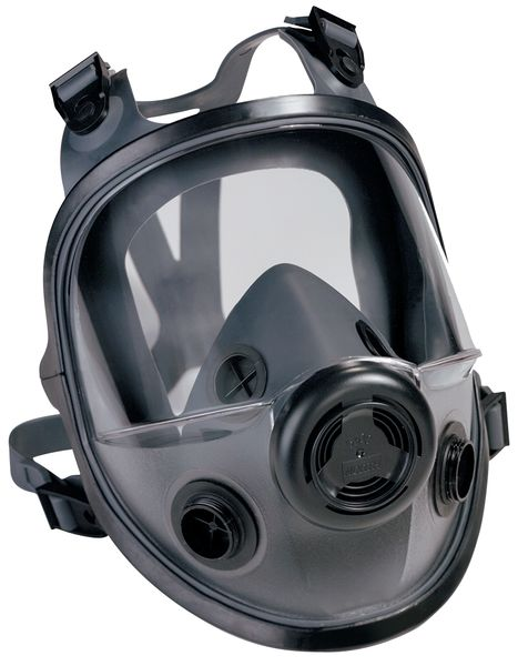 North® N5400 Twin Filter Full Face Respirator