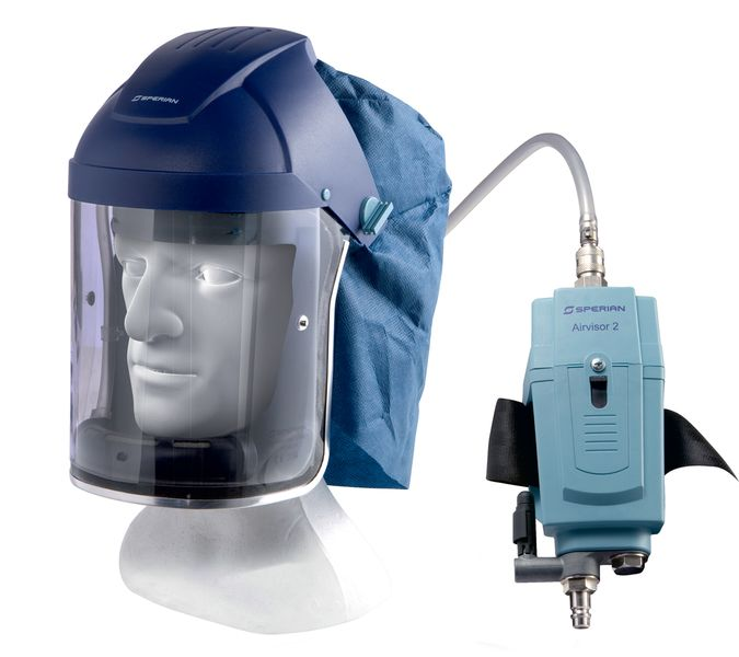 Honeywell Airvisor 2 Air Supplied Respirator System