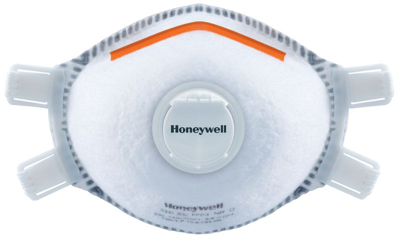 Honeywell 5000 Series Premium Dust Masks FFP3