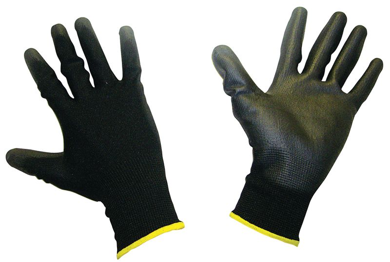 Honeywell Workeasy Black PU Work Gloves