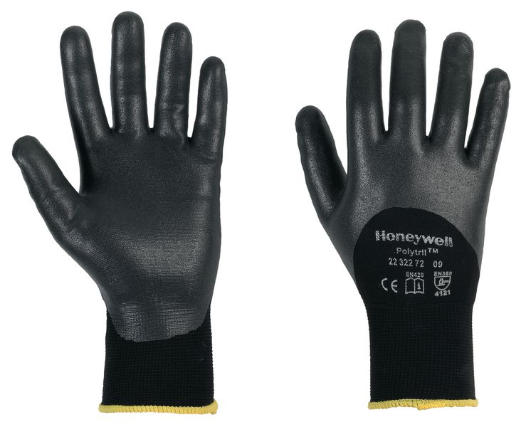 Honeywell Polytril Air 3/4 Work Gloves