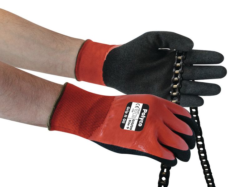 Polyco® Grip It Oil Gloves