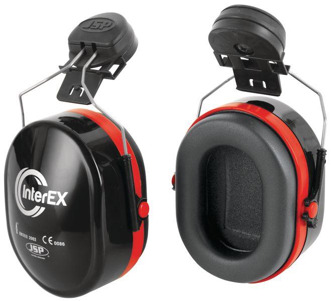 JSP® InterEX™ Noise-Reducing Ear muffs - 28 dB