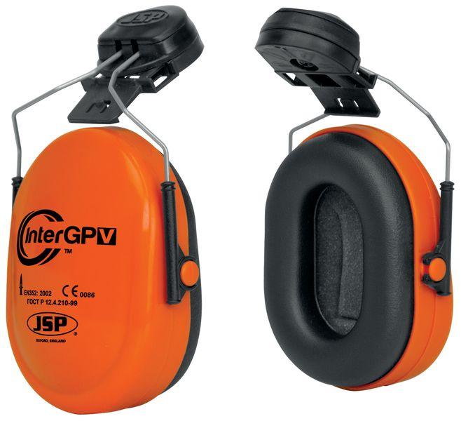 JSP® InterGP™ Noise-Reducing Earmuffs - 25 dB