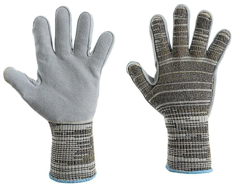 Honeywell Tuff Cut Work Gloves - Split Leather Palm