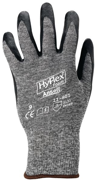 Ansell HyFlex® 11-801 Cut Resistant Gloves
