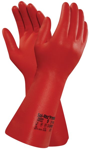 Ansell Sol-vex® 37-900 Chemical Protective Gloves