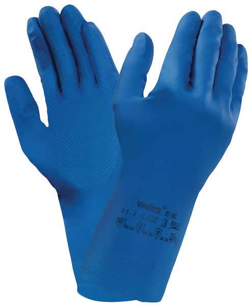 Ansell Versatouch™ 87-195 Reusable Chemical Protection Gloves