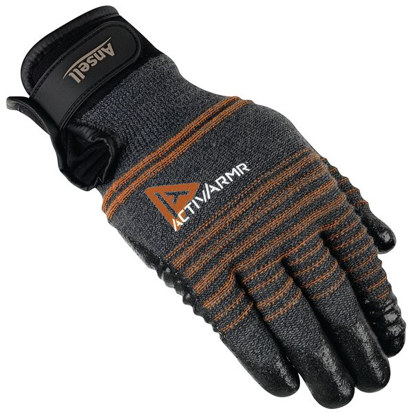 Ansell Activarmr 174 97 009 Heavy Duty Work Gloves Seton Uk