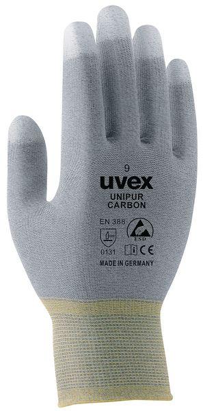 Uvex Antistatic Unipur Carbon Safety Gloves