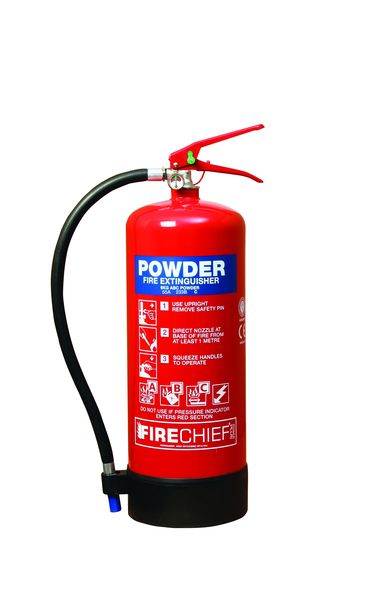 ABC Additive Powder Fire Extinguisher