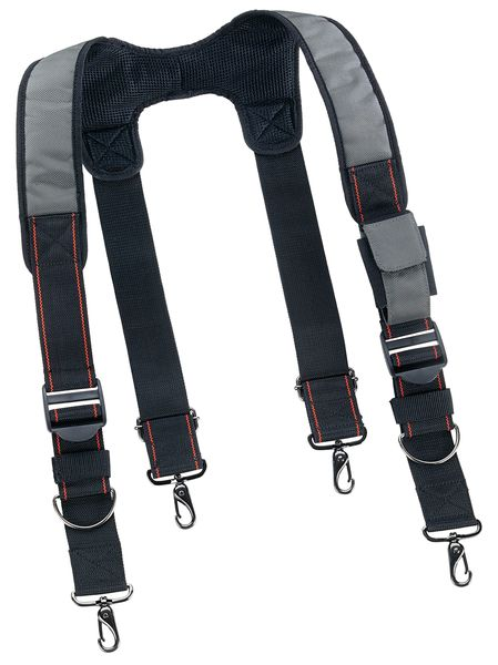 Ergodyne Arsenal® 5560 Padded Tool Belt Suspenders