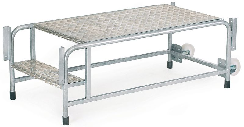 Mobile Steel/Aluminium Work Platforms