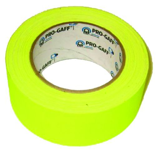 Luminous High-Vis Fluorescent Tape
