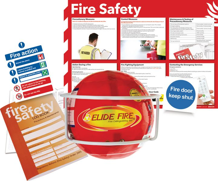 Elide Fire Ball Kit