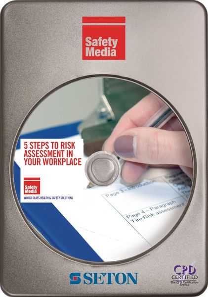 5 Steps to Risk Assessment DVD