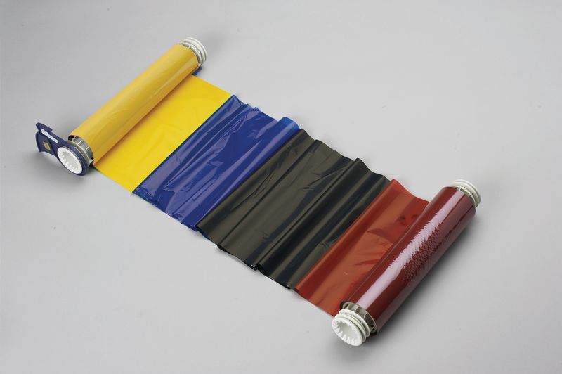 Brady® PowerMark™ 4 Colour Panelled Ribbons