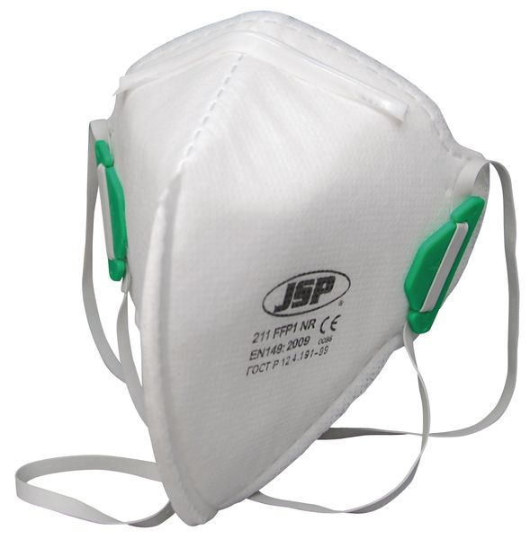JSP® FFP1 Standard Folding Mask without Valve