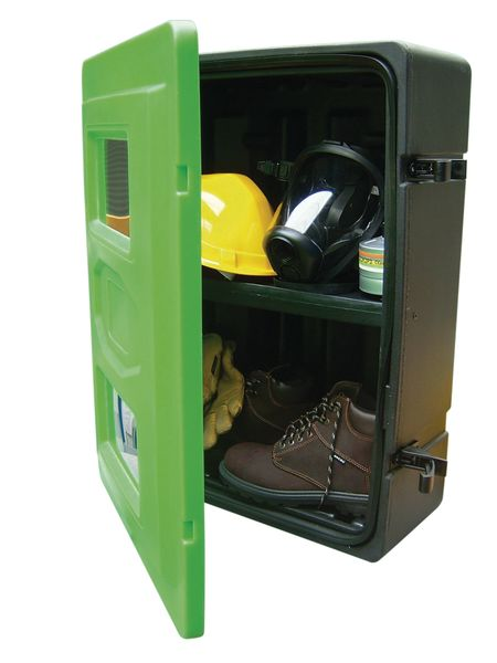 Large Capacity PPE Storage Boxes - Face Shield