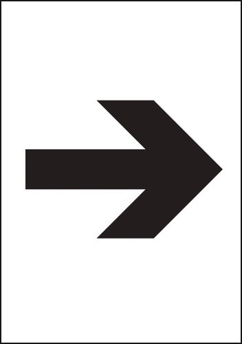 Arrow (Left or Right) Signs