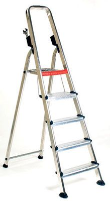 Professional Aluminium Safety Steps