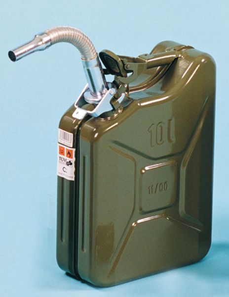 Steel Jerry Can