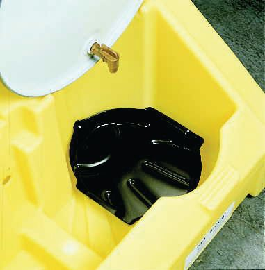 Enpac Poly-Dolly Universal® Well Liner
