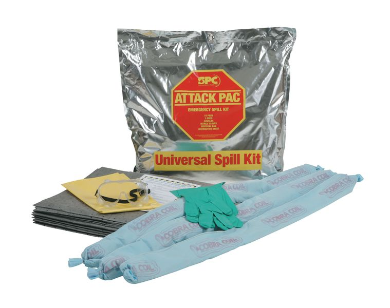 Disposable Spill Kits
