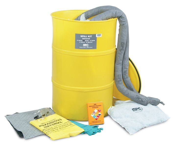Large Drum Spill Kits
