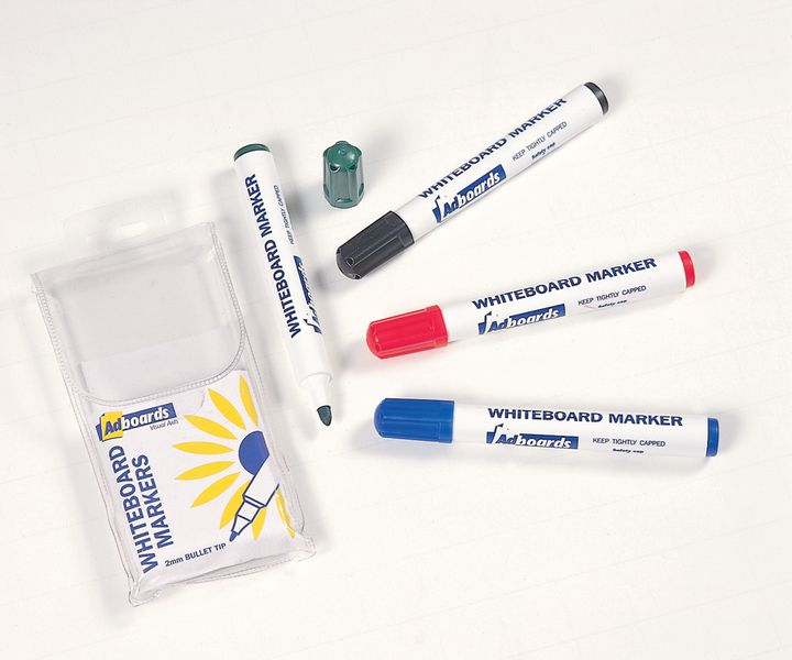 Drywipe Whiteboard Markers