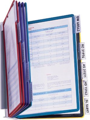 VARIO Wall Unit 10 - Visual Document Storage