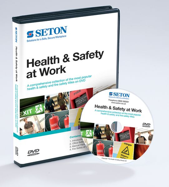 Health & Safety at Work Compilation DVDs