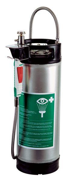 Hughes Portable Emergency Eye, Face & Body Wash
