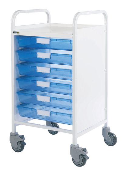 Vista' Medical Storage Trolley