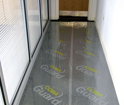 Carpet & Hard Floor Protector