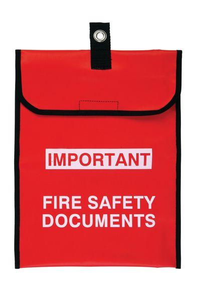 Fire Document Holder
