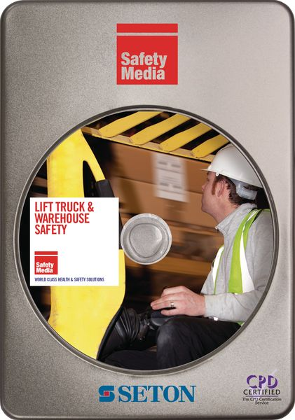 Lift Truck and Warehouse Safety DVD