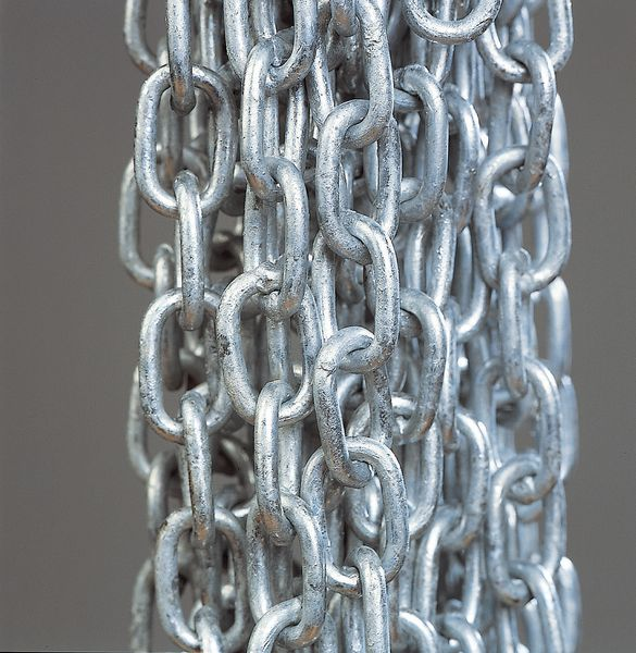 Long Link Steel Chains