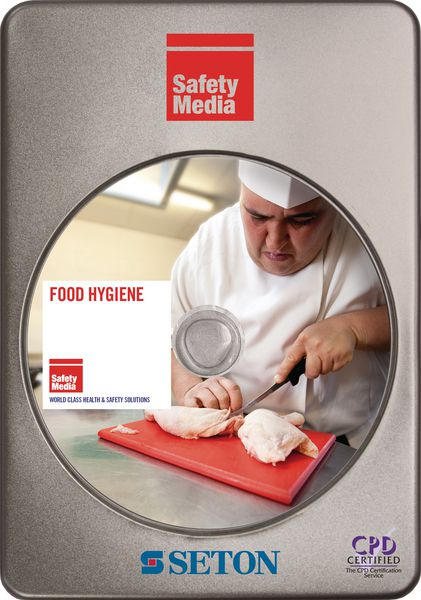Food Hygiene Safety Training DVD
