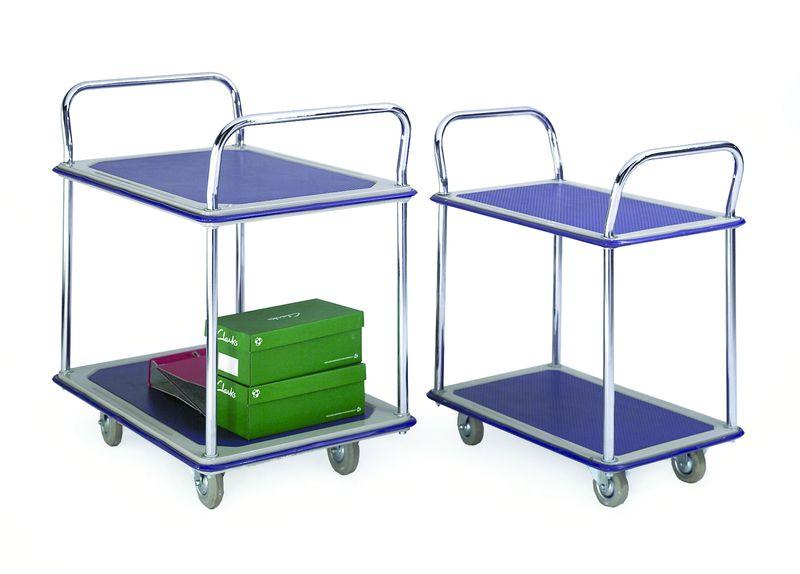 2 Tier Trolleys