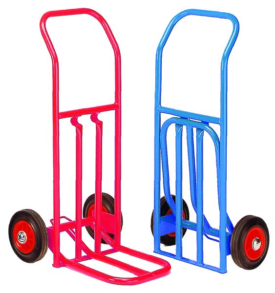 Heavy-Duty Folding Sack Trucks - 200kg Load Capacity